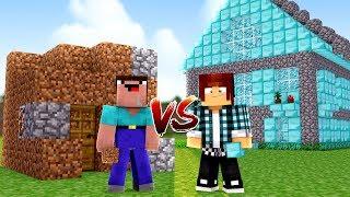 Minecraft : NOOB VS PRO NO MINECRAFT !!