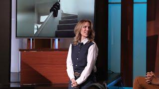 Ellen's Writer Alison Confronts Her Snake Fears