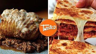 7 Finger Licking Good Sloppy Joe Recipes   Family Dinner Ideas   Loaded Quesadillas   Twisted