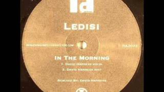Ledisi - In The Morning (David Harness Remix)