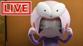 Spookiz LIVE 🔴  Kong Kong's Hat |  스푸키즈 | Cartoons For Children | Kids Cartoon | Kids Movies