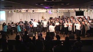 """ICF Mass Choir Gospel Concert 2015 """"There's No One Like You"""""""