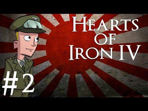 Hearts of Iron 4 Japan Part 1 The Empire of Japan - Naijafy