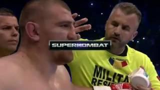 CATALIN MOROSANU VS Lukasz Krupadziorow - 06.05.2017