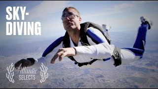 He Survived a Mass Skydiving Accident—and Became a World Champion