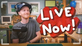 Live Stream - Planning our Ant Colony!!! (Live 9am CST)