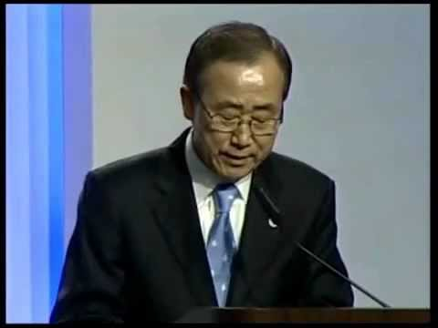 GFMD 2008 - Address of H.E. Ban Ki-moon