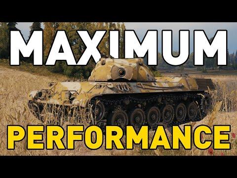 World of Tanks || MAXIMUM PERFORMANCE!