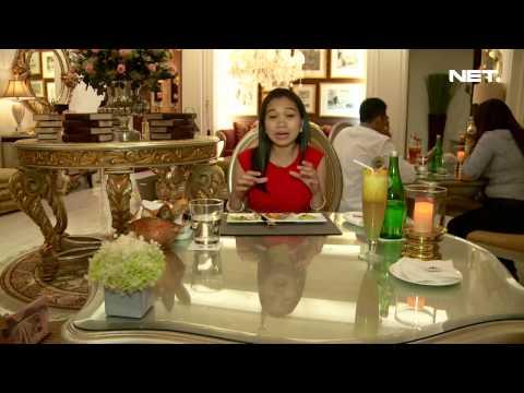 Video Restoran Mewah Ala Istana Prancis 'Chateau Blanc' - NET24