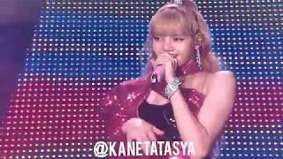 KISS AND MAKE UP - WHERE IS JENNIE? Blackpink in your area Malaysia Tour ( Day 1 )