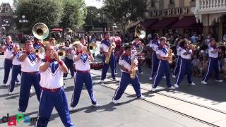 Under the Sea - 2014 Disneyland All-American College Band