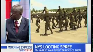 State of the Nation:NYS looting spree-part two