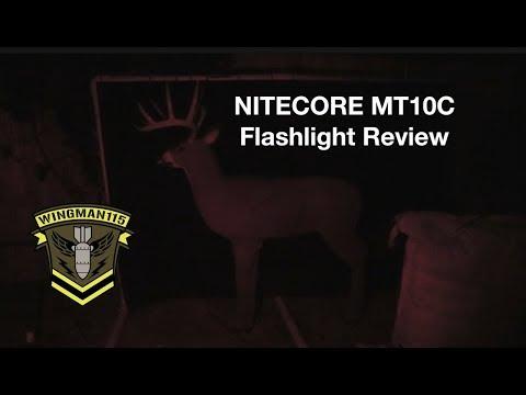 NITECORE MT10C Flashlight Review