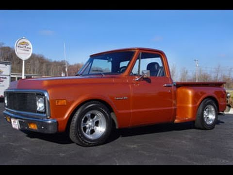 1971 Chevrolet C10 Stepside Pickup Quick Look
