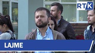 RTK3 Lajmet e orës 12:00 15.10.2019
