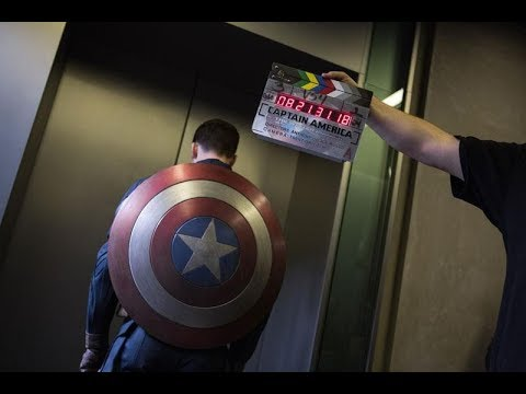Captain America: The Winter Soldier | Behind The Scenes.