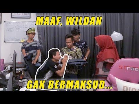 Download MAAF, WILDAN. GA BAPER KAN? part 3 HD Mp4 3GP Video and MP3