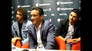Eurovision 2013: Interview with Gianluca from Malta