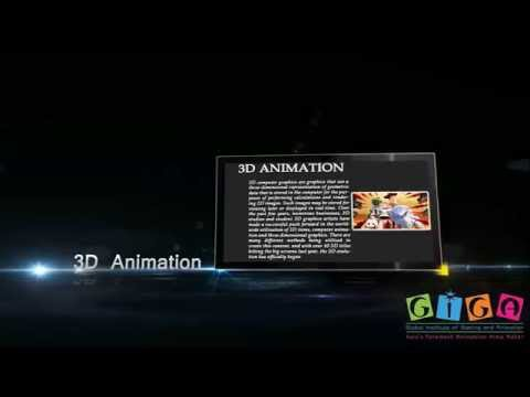 Global Institute of Gaming and Animation video cover1
