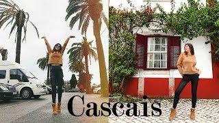 CASCAIS // больница для кукол, самый красивый город, еду домой