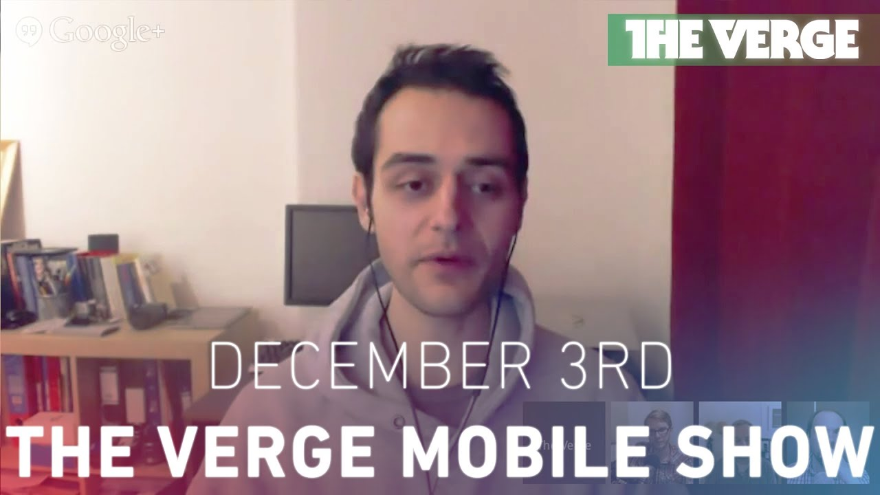 The Verge Mobile Show 071 - crafting a Vertu, the Jolla phone, and VSCO Cam thumbnail