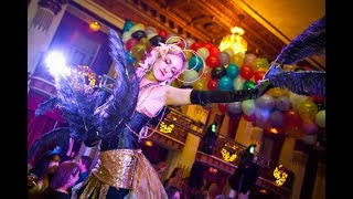 Alist 'Passport to the World' New Years Eve @ Westin St Francis San Francisco Union Square