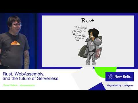 Rust, WebAssembly, and the future of Serverless