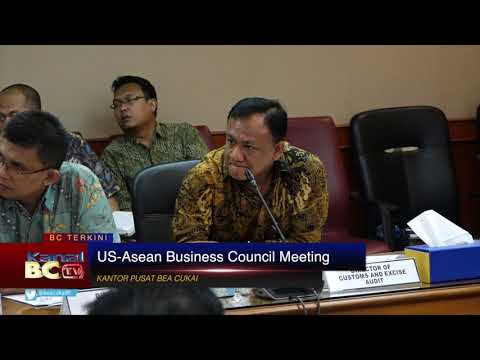 US-Asean Business Council Meeting