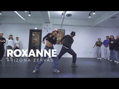 Arizona Zervas - ROXANNE / Hojuneed & Mull choreography