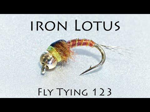 Iron Lotus (PMD) - Fly Tying Video