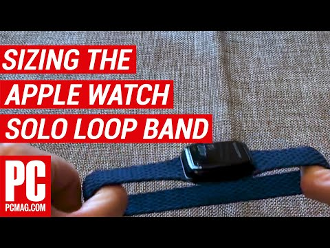 How to Pick the Right Apple Watch Solo Loop Band Size
