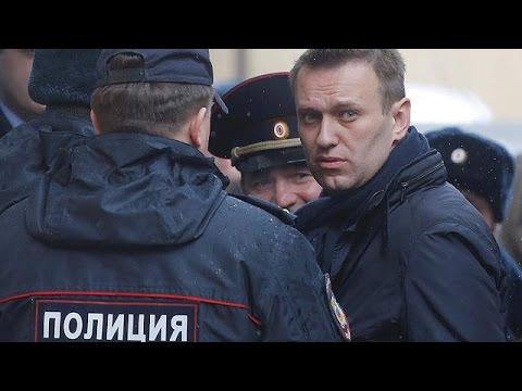Ενώπιον του δικαστηρίου της Μόσχας ο Αλεξέι Ναβάλνι