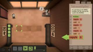 Human Resource Machine 12 Tetracontiplier