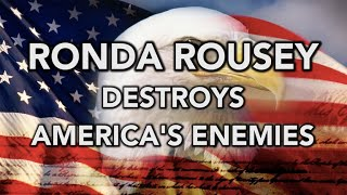Ronda Rousey Defeats America's Enemies - Video Youtube