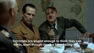 Hitler explains why terrorists will never win