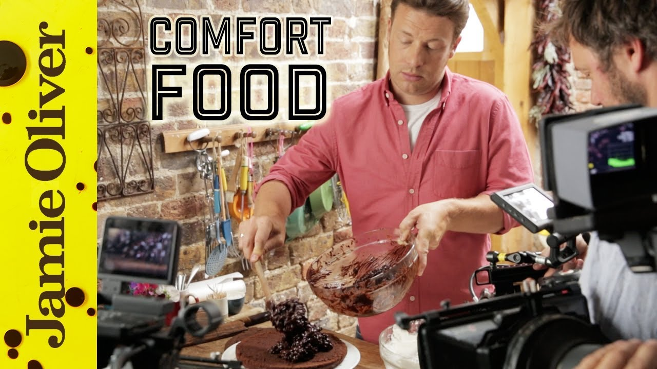 Jamies comfort food recipes jamie oliver behind the scenes jamies comfort food forumfinder Images