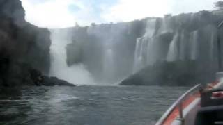 preview picture of video 'Passeio nas Cataratas do Iguaçu'