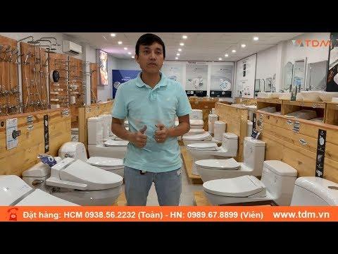 TDM.VN | Hướng dẫn cách chọn mua thiết bị vệ sinh TOTO đảm bảo hàng thật 100% chính hãng