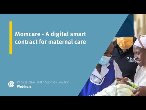 Momcare - a digital smart contract for maternal care