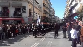 Восторженными овациями были встречены российские моряки в греческом городе Александруполис.