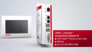 Die neue Preis-Leistungs-Klasse für PC-basierte Steuerungstechnik
