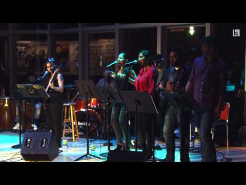 Performance of the tune 'Back Pocket' by Vulfpeck at Berklee