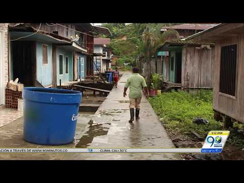 Poblaciones vecinas al río Cajambre temen que otros grupos armados reemplacen a las Farc