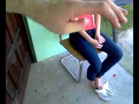 Masaż dla stóp płaskiej koślawego wideo
