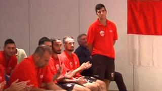 preview picture of video 'Presentazione Manciano Calcio 2014/15 Tv9'