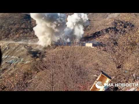 Հայ զինվորականները պայթեցրել են Քարվաճառի շրջանում գտնվող մի զորամաս