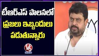 MLC Elections Mark Tug Of  War Between BJP And TRS: MLC Ramchander Rao | V6 News