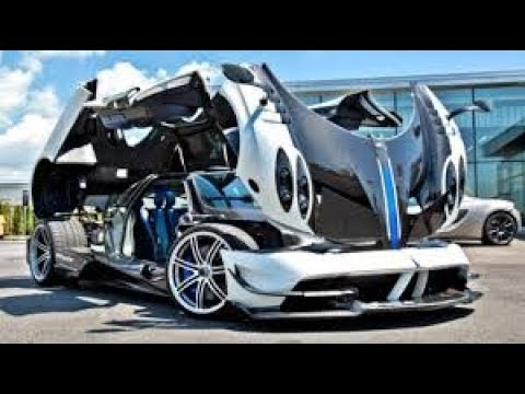 Top 6 Most Expensive Super Cars 2018-2019 | New Updated