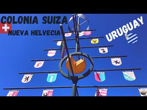 Colonia Suiza Nueva Helvecia. URUGUAY