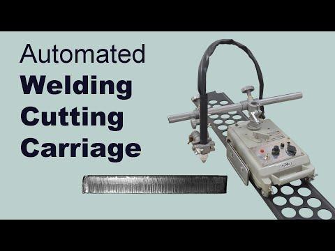Automatic Gas And Plasma Cutting Trolley
